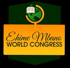 Ehime Mbano World Congress - Logo